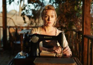 Kate Winslet in <i>The Dressmaker</i>.