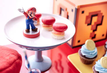 Prepare for the release of the Super Mario Odyssey for Nintendo Switch with a special themed high tea at the Langham.