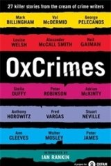 Oxcrimes, with an introduction by Ian Rankin.