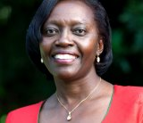 Martha Karua, former Kenyan presidential candidate, is running for a governor position.