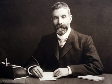 Prime Minister  Alfred Deakin was a fiercely independent thinker.