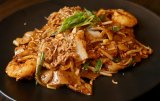 The Char kwai teow.