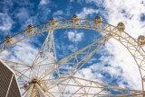 Melbourne Star Observation Wheel in Docklands.