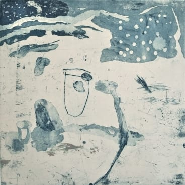 Clare Jackson's <i>In the night kitchen</i> at Megalo Print Studio and Gallery.