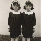 Diane Arbus,  Identical twins, Roselle, NJ, 1967.