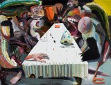 Ben Quilty's The Last Supper, 2016.