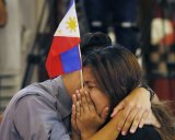 Filipinos react as the tribunal ruled against China.