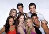 Positive impact: the cast of season three of Dance Academy.
