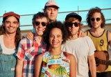 Soulful six-piece Saskwatch are touring.