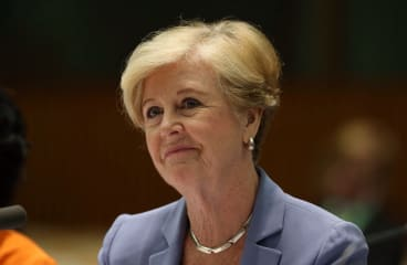 President of the Human Rights Commission Gillian Triggs.