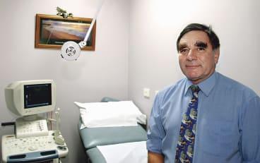 Professor Michael Chapman, a senior fertility specialist with IVF Australia.