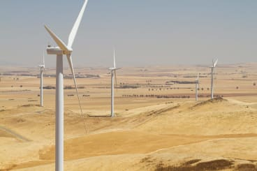 Changes to the pricing periods will boost the inclusion of renewable energy, such as the Hallett Wind Farm in South Australia.