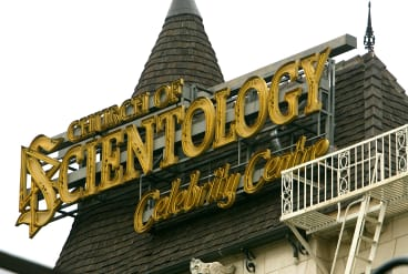The Church of Scientology's famous followers have kept the organisation in the headlines.