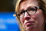 Let down: Rosie Batty told police of her frustrations with the court system.