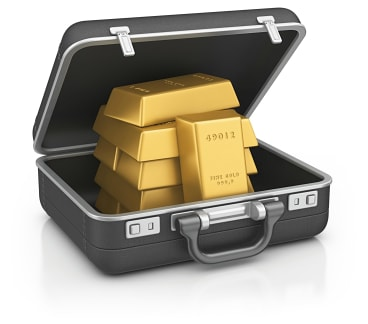 Organised criminal syndicates sourced vast amounts of gold bullion from around the country to fuel the fraud.