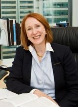 Australian Law Reform Commission president Rosalind Croucher.