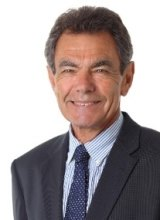 Michael Kerry is on the board charged with designing the new CBD at Maroochydore.