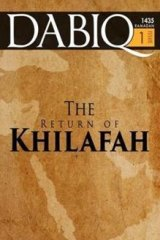 A digital copy of Dabig magazine said to have been found on the boy's smartphone.