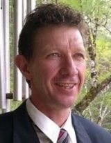 Health Australia Party founder Andrew Patterson.