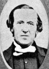 Patrick Mayne, circa 1859.