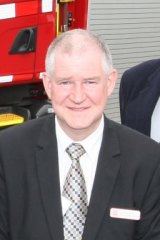 Mick Bourke has resigned as Country Fire Authority chief executive.