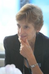 Janet Young became one of eight directors on Tennis Australia's board in 2008.