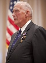 Ernest Brace was a CIA pilot and a prisoner in the Vietnam War.