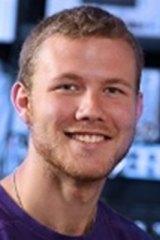 University of Queensland physics researcher James Bennett.