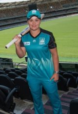 Ash Barty is switching codes.