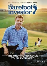 Scott Pape's The Barefoot Investor was the top-selling book in Australia last year.