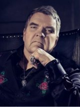 Meat Loaf back with a new album, Braver Than We Are.