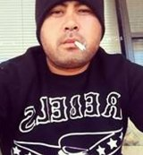Former Lance Corporal Ngati Kanohi Haapu is being held in prison.