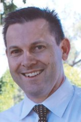 A photo of Gerard Baden-Clay taken by his sister.