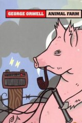"""In Animal Farm, George Orwell nails the unfairness of those who seek to maintain control: """"All animals are equal, but some animals are more equal than others."""""""