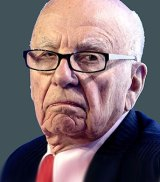 """Rupert Murdoch – are those """"come hither"""" eyes?"""