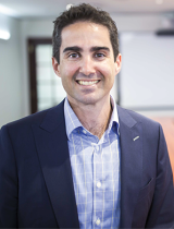 RSL Queensland chief executive Luke Traini.
