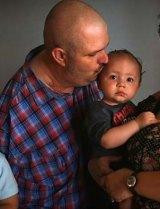 'It's a small price to pay to see my boys go to school': Craig Tobin.