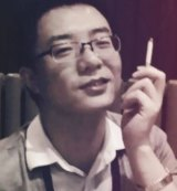 Freelance writer Jia Jia, 35, whose whereabouts are unknown since he was taken away by airport police as he prepared to board a flight from Beijing to Hong Kong on March 15.