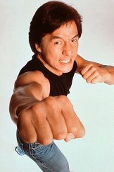Jackie Chan from  Rumble in the Bronx