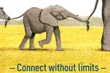 Optus used animals for many years to advertise its broadband services.