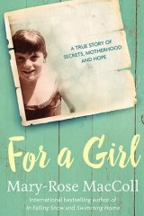 For a Girl by Mary-Rose MacColl.