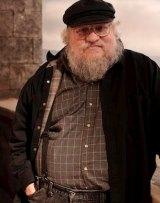 Game of Thrones author George R R Martin.