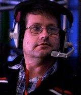 Peter Johnstone floor managing No Limits.