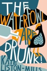 The Waterfowl Are Drunk, by Kate Liston-Mills.