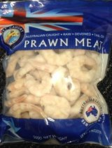 ACCC has fined Kailis Bros for misleading prawn meat labelling.