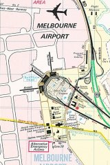 "In 1982, a cartographer's note saying ''Looks Funny Eh?"" - indicating the Tullamarine Airport terminal - made it through on 4000 copies."