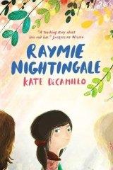 <i>Raymie Nightingale</i> by Kate DiCamillo.