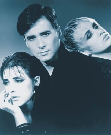 Human League in 1988.