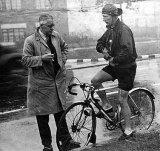 Tough conditions: Godwin in 1939.