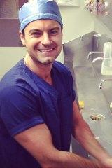 Dr. Michael Miroshnik, plastic and cosmetic surgeon.